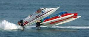 Водно-моторный спорт в Монако