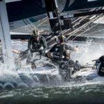 SAP Extreme одержала победу на 7-м этапе Extreme Sailing Series