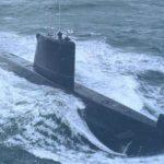 Обломки затонувшей подводной лодки  обнаружены в море